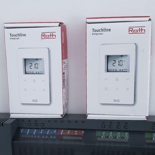 plumbing serive ireland ROTH heating controller portlaoise kildare